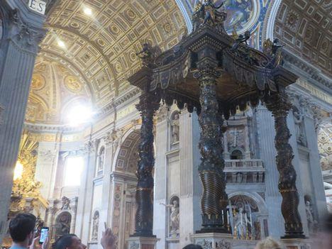 2016.07.14. Szent Péter Bazilika (4)