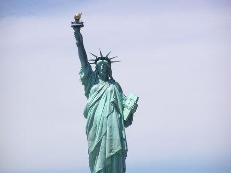 Newyork_ lady liberty