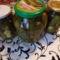 Savanyú uborka télire