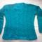 betti kék pulcsija