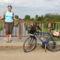 A hölgy és bicikli