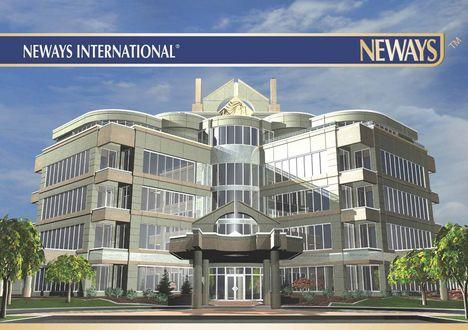 Neways Központ külső képe