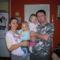 fiam, lányom és a két unokám