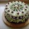 Lúdláb torta Zolikámnak
