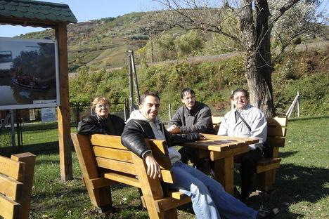 Zoli itthon Tokaj