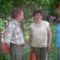 Én a férjem és Ági a óföldeáki falunapon 2011-ben készítette:Borbíró Rózsa