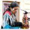 Utcai Indián zenész