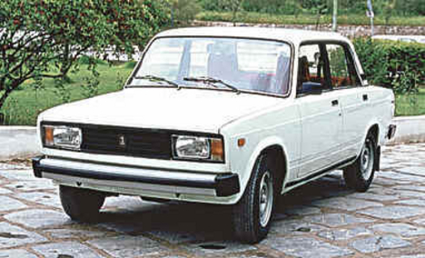 VAZ 2105 Kocka Lada