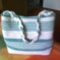 első horgolt táskám