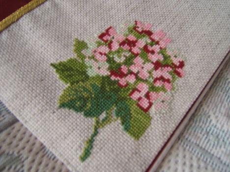 variációk hortenziára - ősz