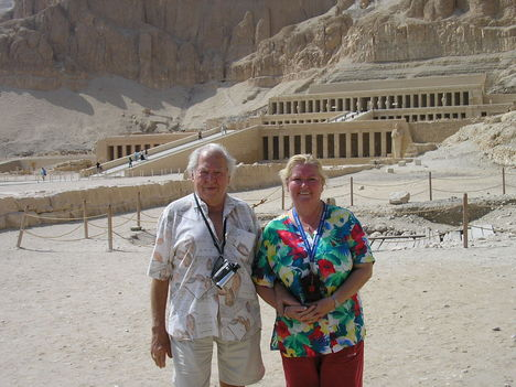 Egyiptom 2007