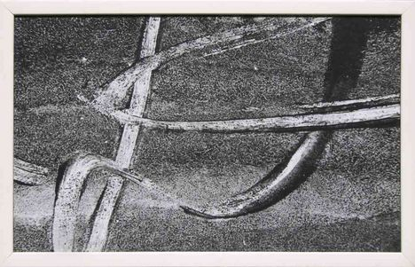 226 - Haris László - Új kaland I, 1996. 37x60cm - Fotó 05-11-1009