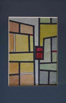 509 - Tasnádi István - Berlin, 1980. 16x14cm - Grafika 4-19-1492