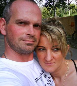 feleségemmel