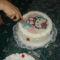 Torta szelés