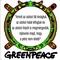 Greenpeace aktivista