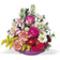 kosár vegyes virág2