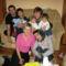 Gyermekeim és unokáim.