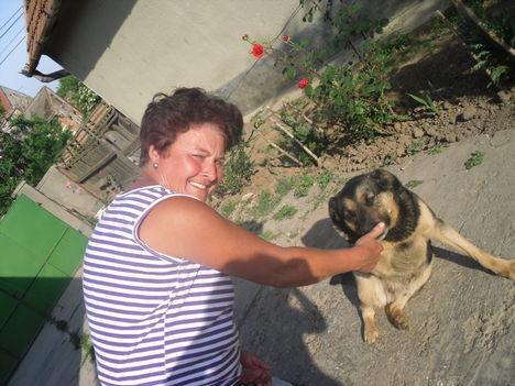 feleségem és a kutyám
