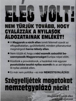 ELÉG VOLT!