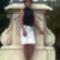 Huszár szobornál