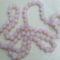 rózsakvarc féldrágakő hosszú