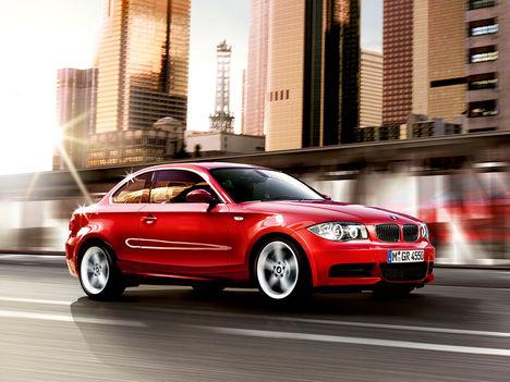 BMW  1-es sorozat (Coupé)