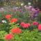kerámia 507nyári virágok