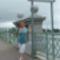 Mária-Valéria híd Esztergom(itt már kismamaként)