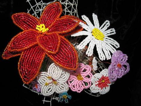 cserepes virág minták 1