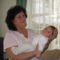 Legkisebb unokámmal:Dániel&Én