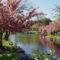 tavasz a vízparton