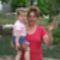 Annabella mamával