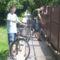 Indulás biciklizni Kunhegyesen
