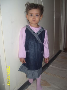 Laura 2 éves. 2009. február 07. 004