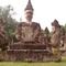 Buddhaszobor csoport