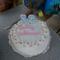 Édesanyám szülinapi tortája.