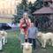 Márkó - Papa és bárányok