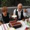 Ki vágja fel a tortát?