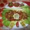 Kagyló saláta