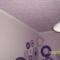 A lányok szobályának plafonja