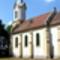 Templom felvétele nagyítva