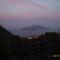 alkonyi kilátás Caprira