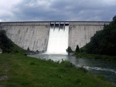 Békási víztározó (Bicaz)