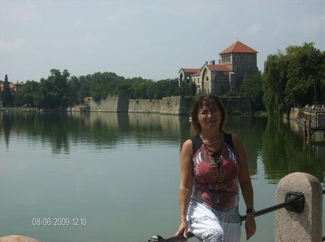 Öreg-tó a várral