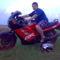 Dávid motorozik