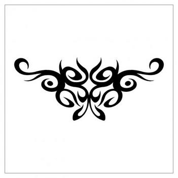 Nőies tetoválás