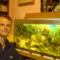120 literes akvariumom
