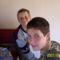Gábor és Krisztián unokám