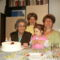 négy generáció